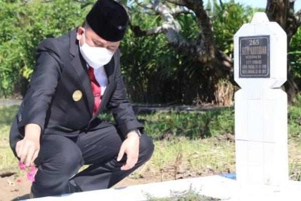 Pjs Gubernur Fatoni Ajak Masyarakat Implementasikan Semangat Para Pahlawan