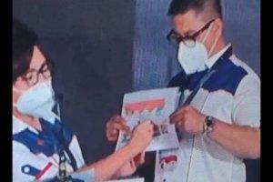"""Viral, JPAR Coblos Gambar MOR-HJP Lalu Berujar """"Paham Itu Jo"""", Warga: So Depe Tanda"""