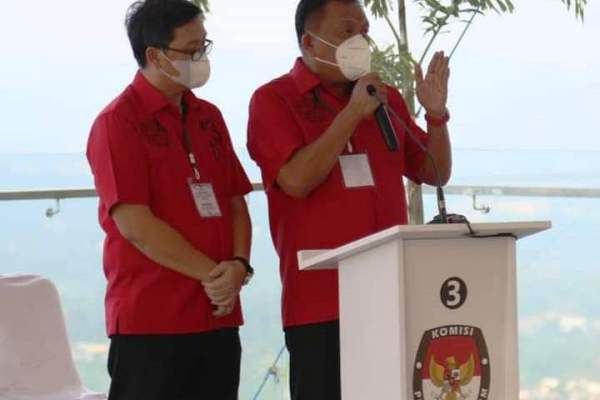 Tampil Debat Meyakinkan, Closing Statemen ODSK Berkelas !