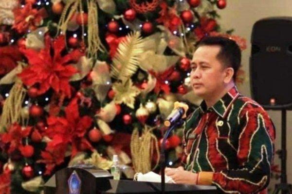 Mengemban Amanah Pjs Gubernur Sulut, Agus Fatoni Banyak Terima Penghargaan