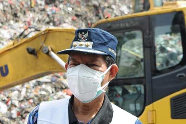 Bersihkan Sampah Manado, Walikota GSVL : Terimakasih Pak Gubernur dan Pak Bupati Minahasa