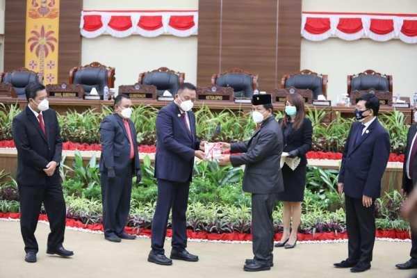 Gubernur Olly Ajak Semua Pihak Terus Bersinergi Bangun Sulut