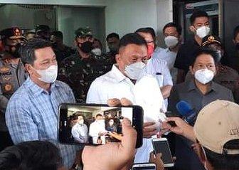 Jokowi Acungkan Dua Jempol, ODSK Tiba di Manado, Langsung Kerja Keras Fokus Program Demi Sulut