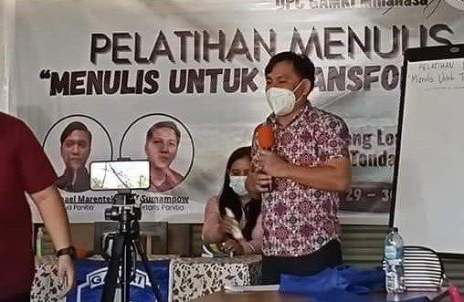 Konferensi PWI Sulut Siap Digelar, Dukungan ke Aswin Lumintang Mulai Mengalir