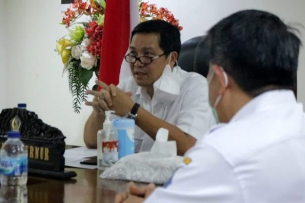 Wagub Kandouw Minta Perangkat Daerah Fokus Hadapi Pemeriksaan Terinci BPK Terkait LKPD TA 2020