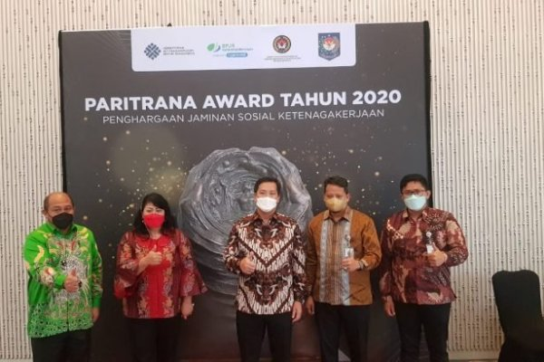 Tim Juri Apresiasi Pemaparan Wagub Kandouw, Pemprov Sulut Kandidat Paritarana Award 2020