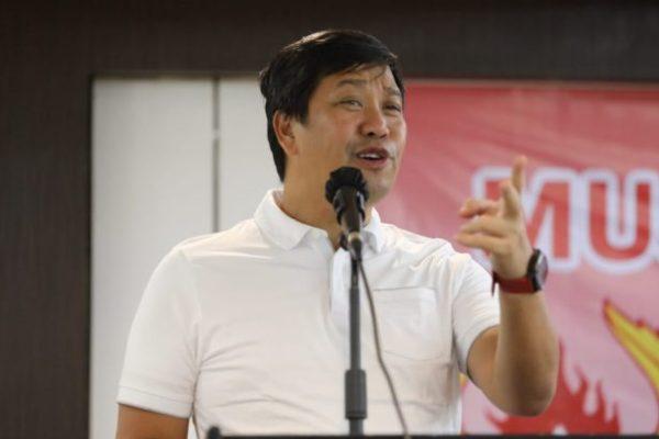 Sah! Steven Kandouw Ketua Umum KONI Sulut Periode 2020-2024