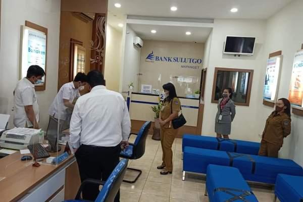 Optimalisasi PAD, SAMSAT Manado Buka Gerai Pelayanan Pajak di Mapanget