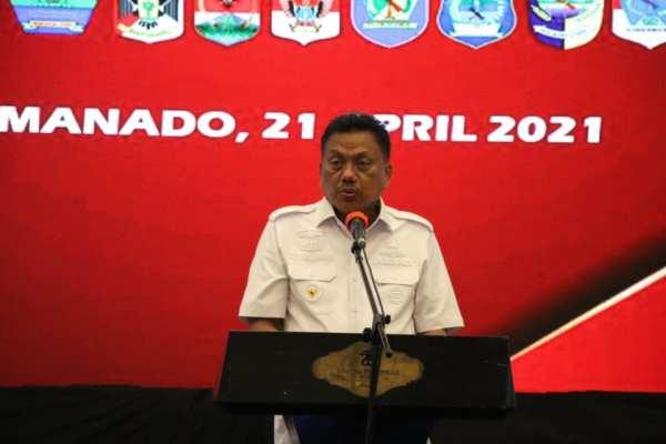 Wujudkan Visi Misi Sulut, Gubernur Olly Beber Deretan Proyek Strategis Hingga 2024