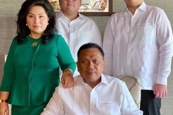 Gubernur Olly Ajak Warga Sulut Sukseskan Pendataan Keluarga 2021