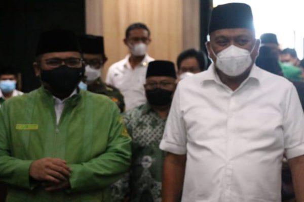 Jaga Kerukunan Sulut, Gubernur Olly Ucapkan Terima Kasih untuk GP Ansor