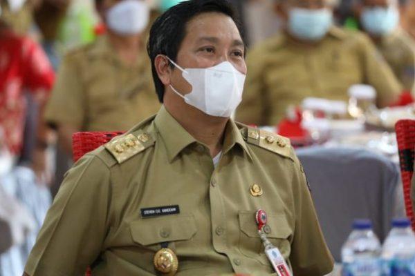 Buka UKK SMK Se-Sulut, Wagub Kandouw Optimis Hasilkan SDM Siap Pakai