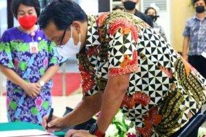 Gerbong Mutasi Bergerak, Wagub Kandouw Minta ASN Siap Hadapi Era Globalisasi