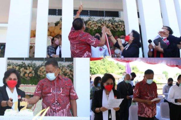 Gubernur Ingatkan Tetap Jaga Imun Serta Patuhi Prokes, Kasus COVID-19 di Sulut Turun Drastis