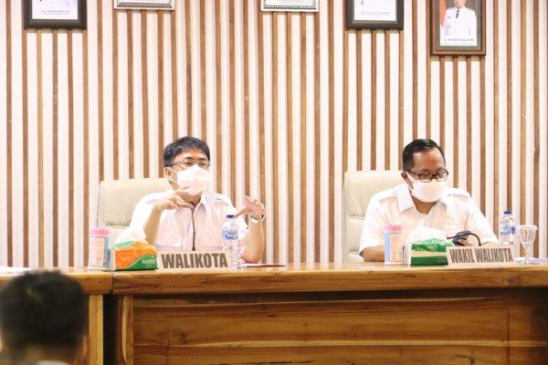 Rakor Penataan Aset Taman Nasional Bunaken, AARS Fokus Tata Batas