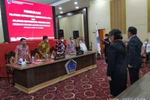 50 PNS Pilihan Calon Pejabat Kabinet Sulut Hebat 'Dibekali'  Wagub Kandouw