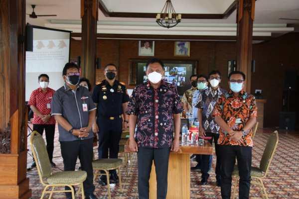 Gubernur Olly Dondokambey Pimpin Sidang Dewan KEK Provinsi Sulut