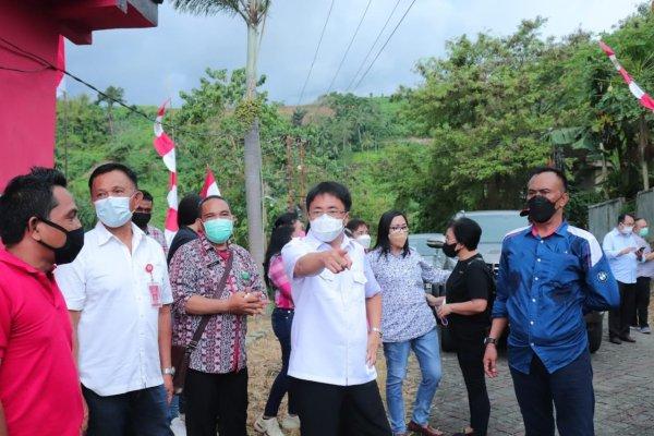 Cek Instalasi Pengelolaan Air, Walikota Angouw Kunjungi Kantor PDAM Manado