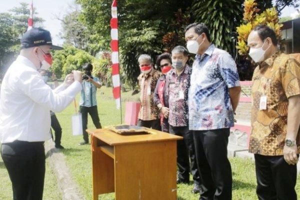 Wagub Kandouw Sebut Kejujuran dan Kepercayaan Jadi Modal Utama CPNS Jalani Tugas di Masyarakat