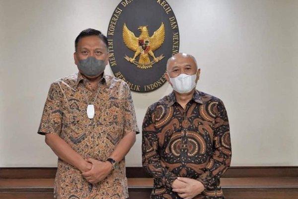 Ini Program Khusus dari Kemenkop UMKM Untuk Wujudkan Misi Gubernur Olly Sulut HEBAT