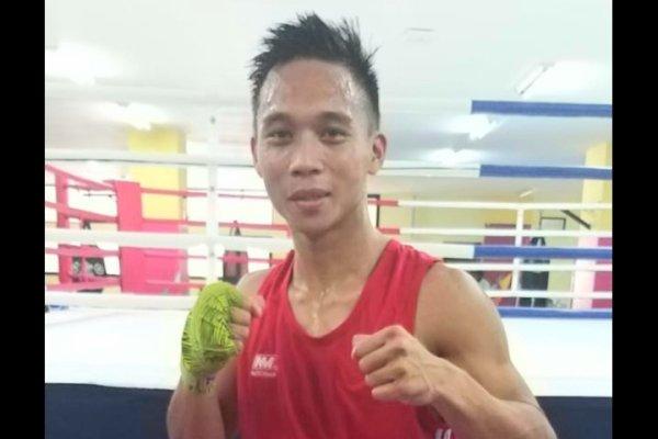 HEBAT ! Pukul KO Atlet Papua, Kandouw: Puji Tuhan Prays Karundeng Masuk Final