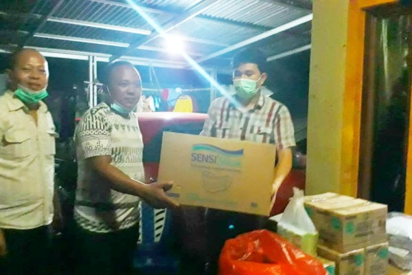 Peduli Bencana, JIPS Salurkan Bantuan ke Korban Banjir Mitra