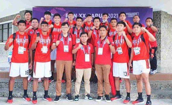 PON XX Papua, Tim Basket Sulut Kandaskan Babel dan Jatim