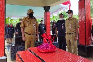 ODSK Ziarah di Kabupaten Minahasa
