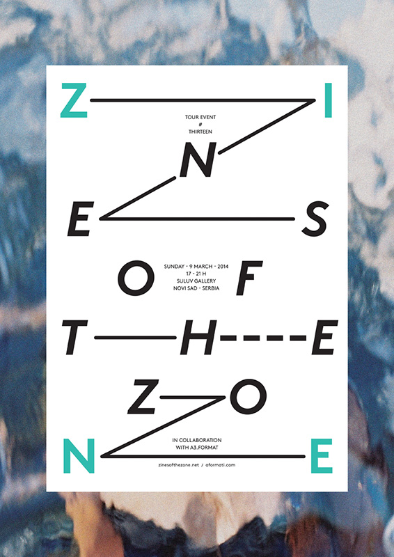 ZINES OF THE ZONE