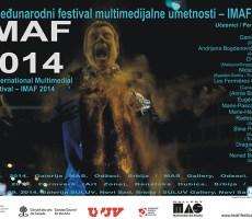 IMAF 2014. u galeriji SULUV-a