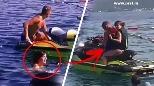 """EKSKLUZIVNO: Kija Kockar """"ščepala"""" gradonačelnika Banja Luke – oko struka!"""