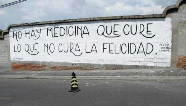 La medicina opina sobre la felicidad