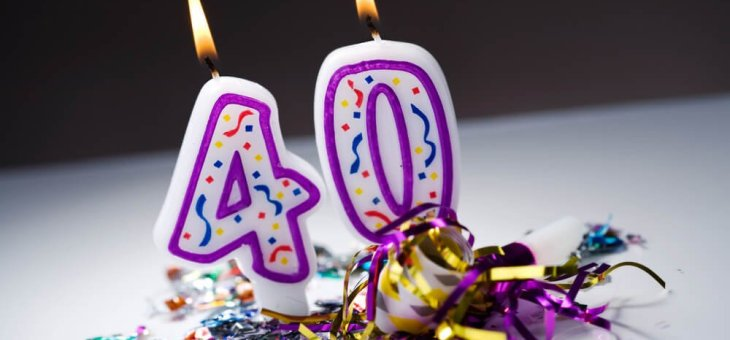Lo que ya deberías saber de la vida cuando cumples los 40
