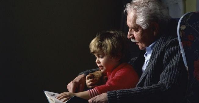 La importancia de los abuelos en nuestras vidas