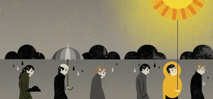 El optimismo podría ayudarte a vivir más tiempo