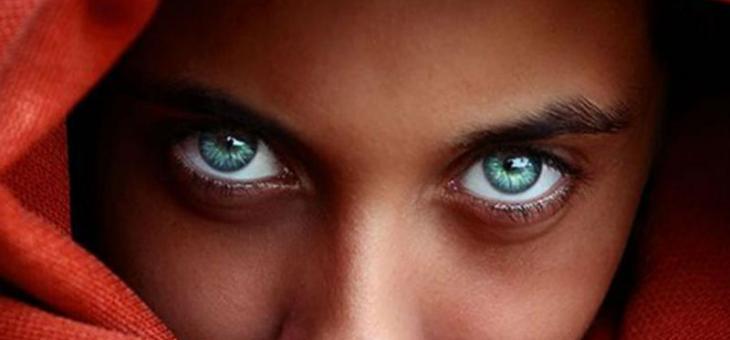 Lo bonito no son los ojos, son las miradas