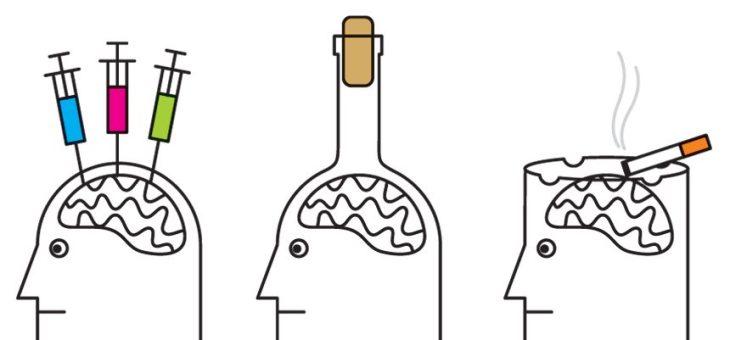 ¿Cómo afecta al cerebro una adicción?