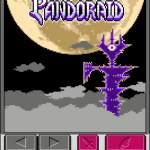 Pandoraid タイトル画面