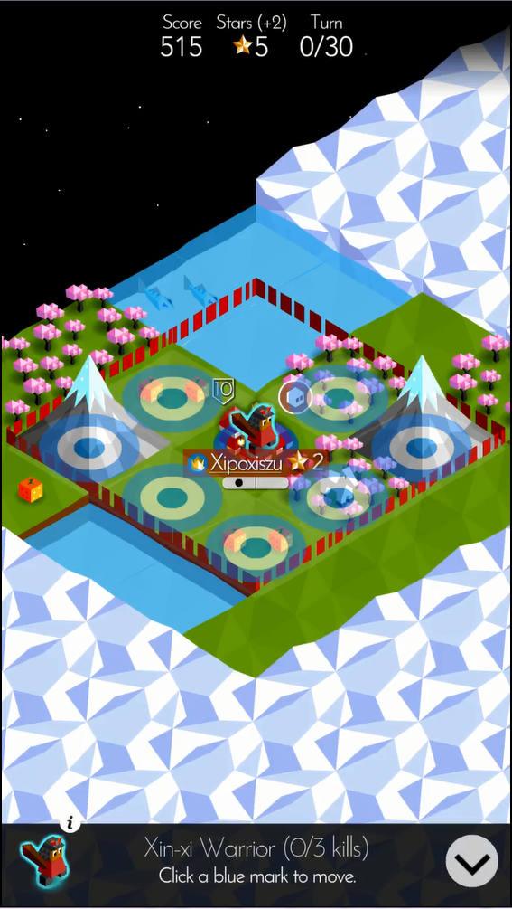 polytopia ゲーム画面