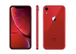 iPhone XR レッド