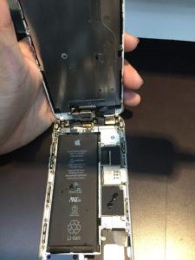 iphone6 水濡れ修理