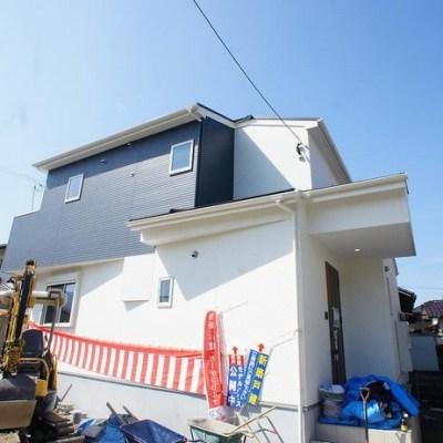 福岡市早良区内野5丁目の新築一戸建て オール電化