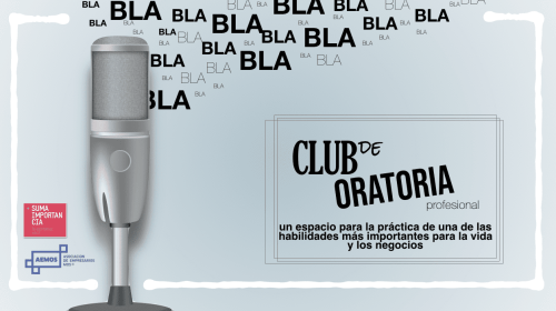CLUB DE ORATORIA