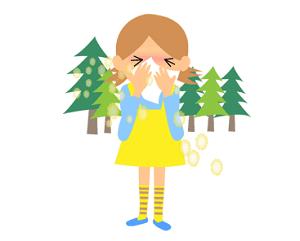 子供の花粉症にはお茶やワセリンが効果的?対策グッズは効果ある?