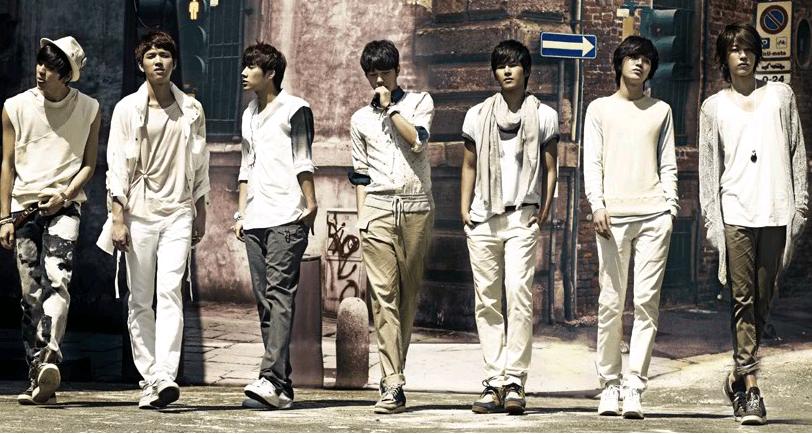 BIG BANG (^-^) 빅뱅 VIPS: Infinite's Profile
