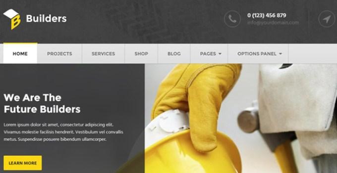 Builders-WordPress-theme-featured