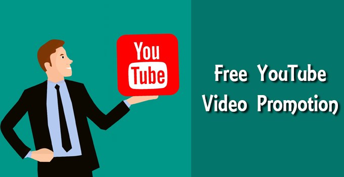 Free YouTube video promotion- featured image