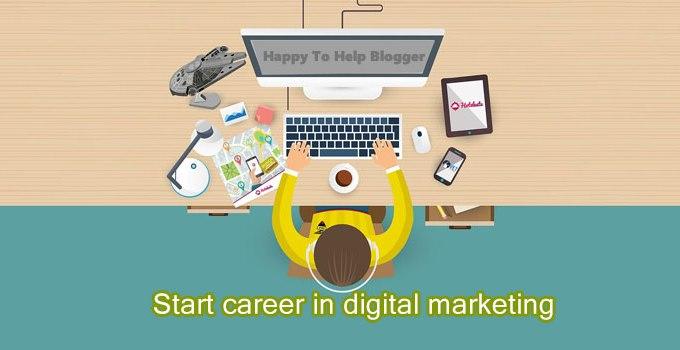 Digital marketing career featured image