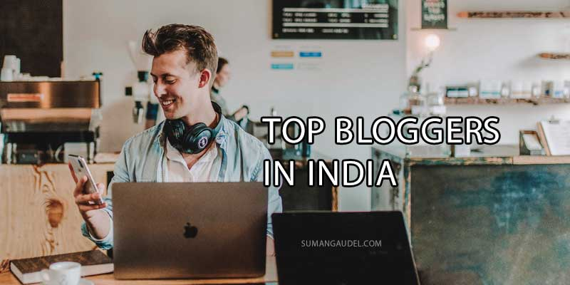 Top bloggers in India featured image
