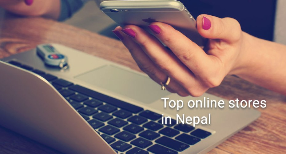 Online stores in Nepal featured